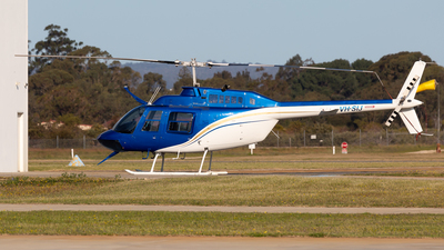 VH-SIJ - Bell 206B JetRanger III - Private