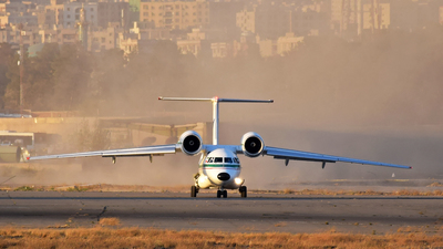 EP-PUM - Antonov An-74-200 - Pouya Air