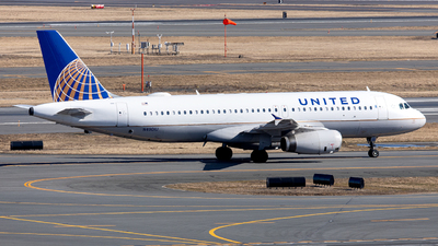 N4901U - Airbus A320-232 - United Airlines