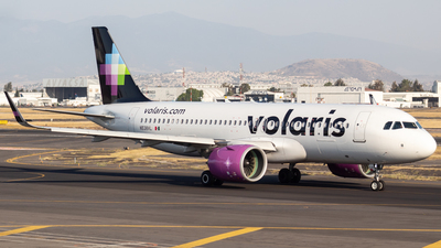 A picture of N538VL - Airbus A320271N - Volaris - © Miguel Fiesco (MMMX Spotter)