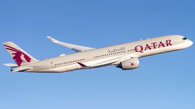 A7-ALL - Airbus A350-941 - Qatar Airways
