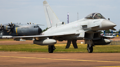 ZK334 - Eurofighter Typhoon FGR.4 - United Kingdom - Royal Air Force (RAF)