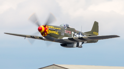 N357FG - North American P-51D Mustang - Private
