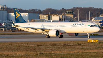 A picture of DAZAI - Airbus A321200N - Airbus - © vwmatze