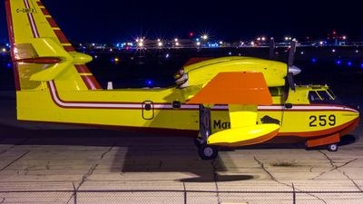 C-GMFX - Canadair CL-415 - Canada - Government of Manitoba