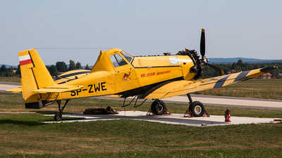 SP-ZWE - PZL-Mielec M-18B Dromader - Aero Club - Kielce