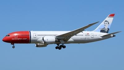 A picture of LNLNG - Boeing 7878 Dreamliner - [35314] - © Miroslav Musil