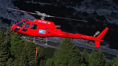 OE-XBE - Aérospatiale AS 350B3 Ecureuil - Heli Tirol