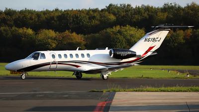 A picture of N619CJ - Cessna 525B CitationJet CJ3 - [525B0619] - © Daniel Klein