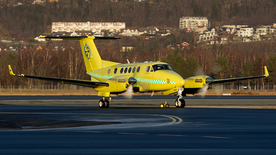LN-BSB - Beechcraft B200GT Super King Air - Babcock Scandinavian AirAmbulance