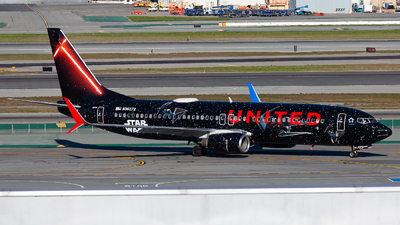 N36272 - Boeing 737-824 - United Airlines