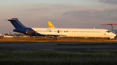 N809TR - McDonnell Douglas MD-83 - Untitled
