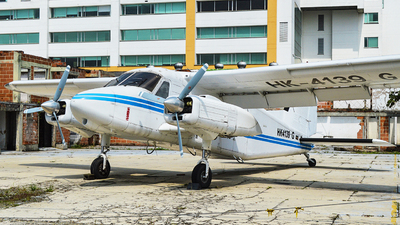 HK-4139-G - Dornier Do-28 Skyservant - Private