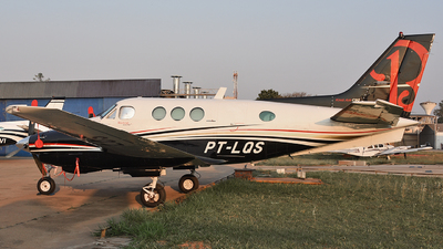 PT-LQS - Beechcraft C90 King Air - Private