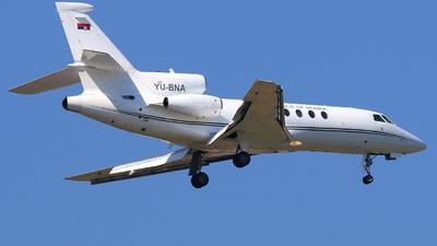 YU-BNA - Dassault Falcon 50 - Serbia - Government