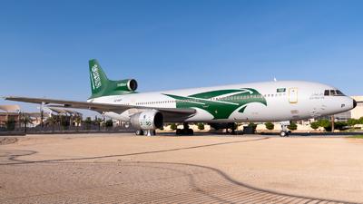 HZ-AHP - Lockheed L-1011-200 Tristar - Saudi Arabian Airlines