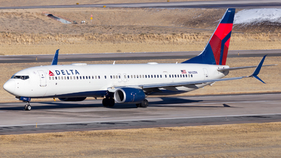 A picture of N842DN - Boeing 737932(ER) - Delta Air Lines - © HA-KLS