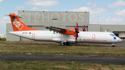 A picture of D2FLY - ATR 72500 - [0826] - © Borut