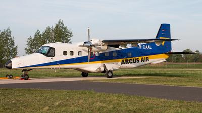 D-CAAL - Dornier Do-228-212 - Arcus-Air
