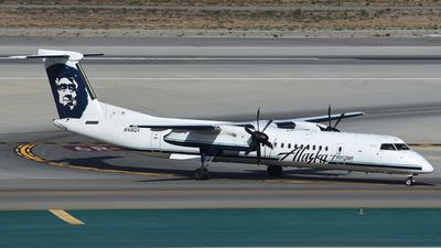 A picture of N416QX - De Havilland Canada Dash 8400 - [4083] - © Stabinski y Geniz MEX Spotters