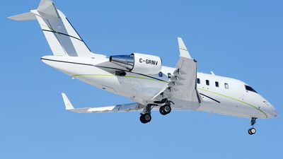 C-GRNV - Bombardier CL-600-2B16 Challenger 650 - Chartright Air