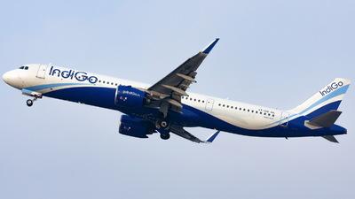 A picture of VTIUG - Airbus A321271NX - IndiGo - © Mario Alberto Ravasio - AviationphotoBGY