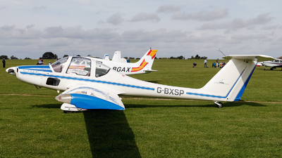 G-BXSP - Grob G109B - Private