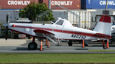 N4025D - Ayres S2R-T34 Thrush - Private