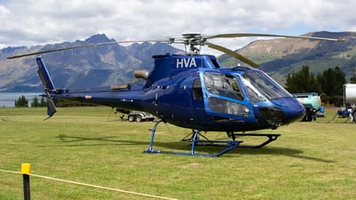 ZK-HVA - Eurocopter AS 350B3 Ecureuil - Private