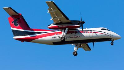 N892EA - Bombardier Dash 8-106 - Ravn Alaska