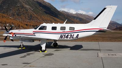 A picture of N143LA - Piper PA46350P Malibu Mirage - [4636459] - © Alexandre Fazan