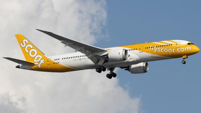 9V-OJC - Boeing 787-9 Dreamliner - Scoot