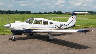 D-EDDS - Piper PA-28RT-201T Turbo Arrow IV - Private