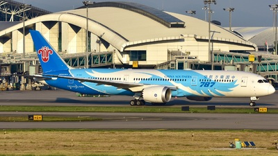 B-1243 - Boeing 787-9 Dreamliner - China Southern Airlines