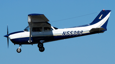 N55398 - Cessna 172P Skyhawk II - Private
