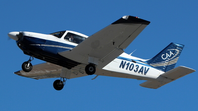 N103AV - Piper PA-28-181 Archer II - Centennial Aviation Academy