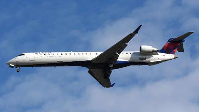 A picture of N830SK - Mitsubishi CRJ900LR - Delta Air Lines - © DJ Reed - OPShots Photo Team