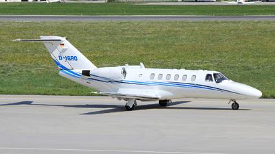 D-IGRO - Cessna 525A CitationJet 2 - Private