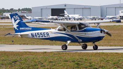 N455ER - Cessna 172S Skyhawk SP - Embry-Riddle Aeronautical University (ERAU)