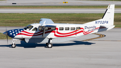 N702PA - Cessna 208B Grand Caravan - Priority Air Charter