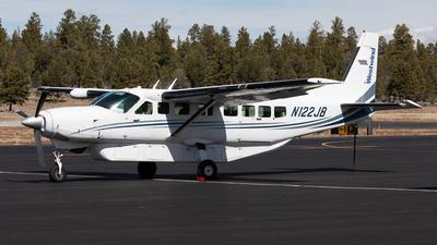 A picture of N122JB - Cessna 208B Grand Caravan - [208B1025] - © Alexandre Fazan