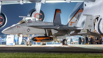 165911 - Boeing F/A-18F Super Hornet - United States - US Navy (USN)