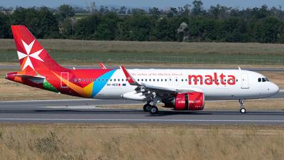 9H-NEB - Airbus A320-251N - Air Malta