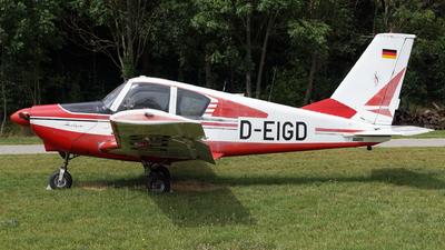 D-EIGD - Gardan GY-80-160D Horizon - Private