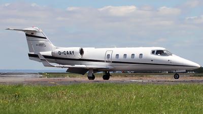D-CAAY - Bombardier Learjet 55 - Air Alliance