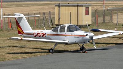 A picture of GRVRY - Piper PA38112 - Ravenair - © Leran Dai