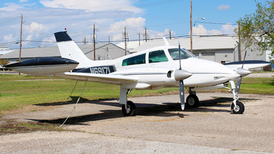 N6917L - Cessna 310K - Private