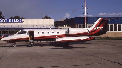 N35NP - Gates Learjet 35A - Private