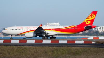 B-1048 - Airbus A330-343E - Hainan Airlines