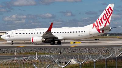 A picture of VHYIA - Boeing 7378FE - Virgin Australia - © Josh Deitz